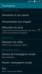 Samsung G850F Galaxy Alpha - Messagerie vocale - Configuration manuelle - Étape 5