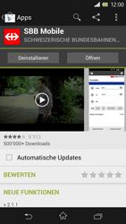 Sony Xperia Z - Apps - Installieren von Apps - Schritt 24