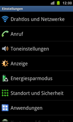 Samsung Galaxy Ace 2 - Internet - Apn-Einstellungen - 4 / 22
