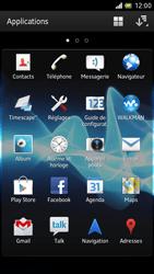 Sony LT28h Xperia ion - E-mail - Configuration manuelle - Étape 3