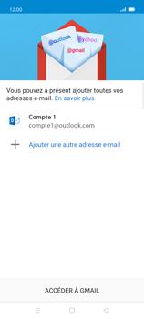 Oppo Find X2 Lite - E-mails - Ajouter ou modifier votre compte Outlook - Étape 12