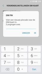 Samsung Galaxy A3 (2016) - Android Nougat - Beveiliging en ouderlijk toezicht - Hoe wijzig ik mijn SIM PIN-code - Stap 9