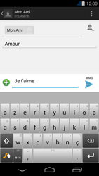 Acer Liquid Jade - MMS - envoi d