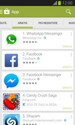 Samsung Galaxy Trend Lite - Applicazioni - Installazione delle applicazioni - Fase 9