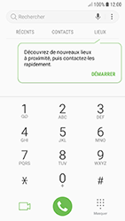 Samsung Galaxy A5 (2017) - Android Oreo - Messagerie vocale - configuration manuelle - Étape 5