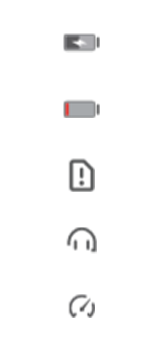 Huawei Nova 5T - Premiers pas - Comprendre les icônes affichés - Étape 28