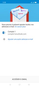 Oppo A15 - E-mails - Ajouter ou modifier votre compte Outlook - Étape 12