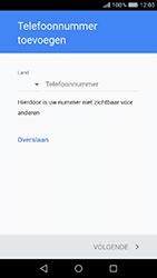 Huawei Y6 (2017) - Applicaties - Account instellen - Stap 13