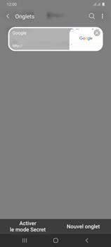 Samsung Galaxy A31 - Internet et connexion - Naviguer sur internet - Étape 19