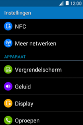 Samsung Galaxy Young 2 (G130HN) - netwerk en bereik - gebruik in binnen- en buitenland - stap 4