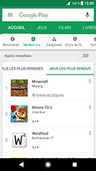 Sony Xperia XZ (F8331) - Android Oreo - Applications - Télécharger des applications - Étape 12