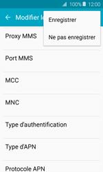 Samsung J120 Galaxy J1 (2016) - Internet - Configuration manuelle - Étape 15