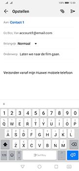 Huawei mate-20-pro-dual-sim-lya-l29 - E-mail - Bericht met attachment versturen - Stap 8
