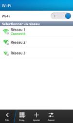 BlackBerry Z10 - Internet et connexion - Accéder au réseau Wi-Fi - Étape 9