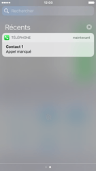 Apple iPhone 6 iOS 10 - iOS features - Personnaliser les notifications - Étape 13