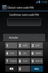 Bouygues Telecom Bs 351 - Sécuriser votre mobile - Activer le code de verrouillage - Étape 9