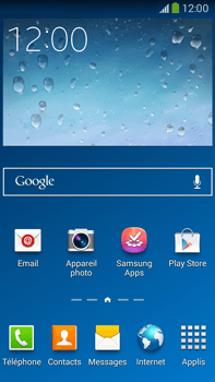 Samsung Galaxy Note III LTE - Applications - Comment désinstaller une application - Étape 10