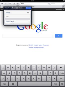 Apple iPad Retina - Internet und Datenroaming - Verwenden des Internets - Schritt 7