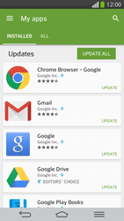 LG D955 G Flex - Applications - How to check for app-updates - Step 6