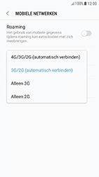 Samsung A320F Galaxy A3 (2017) - Android Nougat - Netwerk - 4G/LTE inschakelen - Stap 7