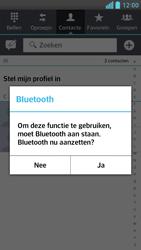LG D505 Optimus F6 - Contactgegevens overzetten - delen via Bluetooth - Stap 9
