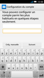Alcatel One Touch Idol Mini - E-mail - configuration manuelle - Étape 9