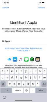 Apple iPhone XR - Données - créer une sauvegarde avec votre compte - Étape 5