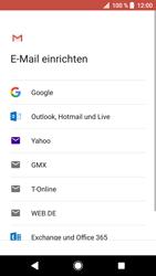 Sony Xperia XZ - Android Oreo - E-Mail - Konto einrichten (gmail) - Schritt 8