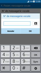 Samsung G530FZ Galaxy Grand Prime - Messagerie vocale - Configuration manuelle - Étape 7