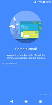 Sony Xperia XZ2 - E-mails - Ajouter ou modifier un compte e-mail - Étape 6