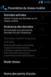 Bouygues Telecom Bs 351 - Internet et connexion - Désactiver la connexion Internet - Étape 6