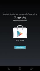 Sony Xperia T - Applicazioni - Configurazione del negozio applicazioni - Fase 16