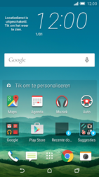 HTC One M9 - E-mail - Account instellen (IMAP zonder SMTP-verificatie) - Stap 1