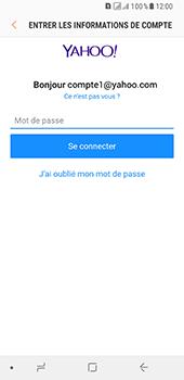 Samsung Galaxy A8 (2018) - E-mail - Configuration manuelle (yahoo) - Étape 9
