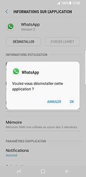 Samsung Galaxy S8 - Applications - Comment désinstaller une application - Étape 7