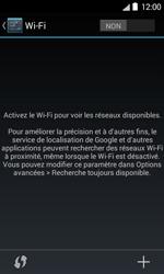 Bouygues Telecom Bs 403 - Internet et connexion - Accéder au réseau Wi-Fi - Étape 5