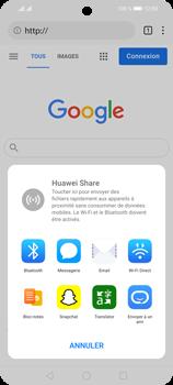 Huawei P Smart 2021 - Internet et connexion - Naviguer sur internet - Étape 20