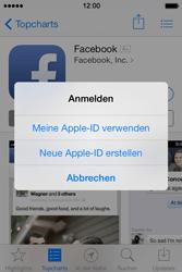 Apple iPhone 4 S mit iOS 7 - Apps - Konto anlegen und einrichten - Schritt 19