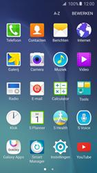 Samsung G903 Galaxy S5 Neo - Voicemail - handmatig instellen - Stap 3