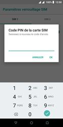 Wiko Harry 2 - Sécurité - modifier SIM PIN - Étape 10