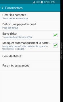 Samsung Galaxy Note Edge - Internet et roaming de données - Configuration manuelle - Étape 21
