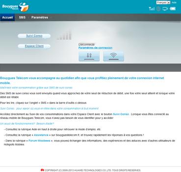 Alcatel OT-Y580D - Aller plus loin - Restaurer les paramètres d'usines - Étape 2