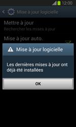 Samsung Galaxy Express - Logiciels - Installation de mises à jour - Étape 12