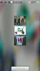 Sony Xperia Arc - E-mail - E-mails verzenden - Stap 9