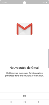 Samsung Galaxy Note10 - E-mail - Configuration manuelle (yahoo) - Étape 6