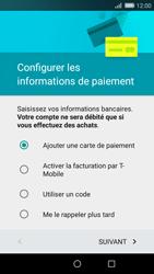 Huawei P8 Lite - Applications - Créer un compte - Étape 12