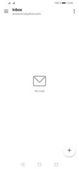 Huawei P30 Lite - E-mail - 032b. Email wizard - Yahoo - Step 4