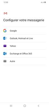 Samsung Galaxy S20 5G - E-mail - 032a. Email wizard - Gmail - Étape 8