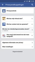 Samsung Galaxy S7 - Privacy - Privacy instellingen van Facebook aanpassen - Stap 24