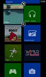 Nokia Lumia 925 - Startanleitung - Personalisieren der Startseite - Schritt 7